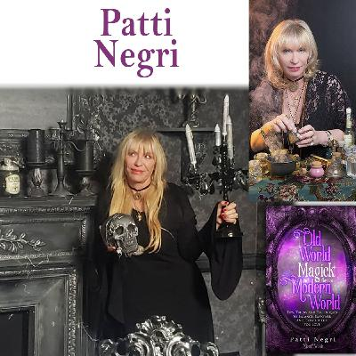 Harvey Brownstone Interviews The Good Witch of Hollywood, Patti Negri