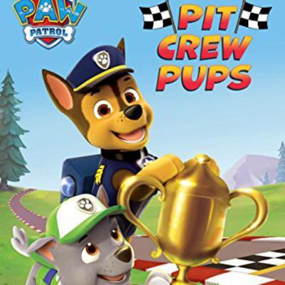 Pit Crew Pups (Paw Patrol) - Season Two - Episode Eight