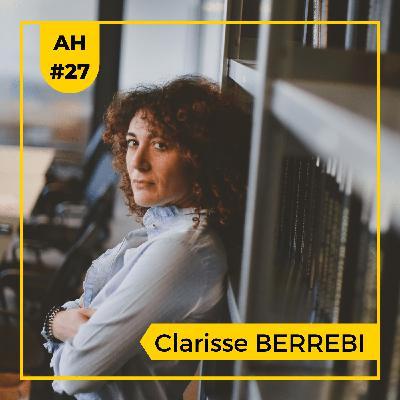 """#27 - 🎙Clarisse BERREBI ⚖️- BOLD, le cabinet d'avocats qui se réinvente au service des entrepreneurs """"modernes"""" !"""