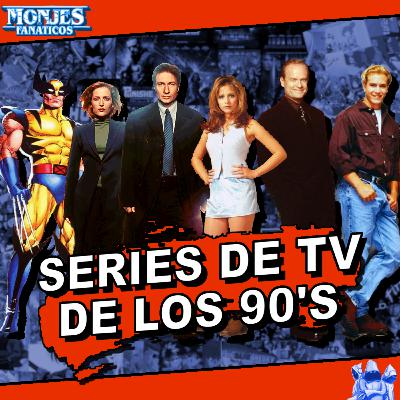 191 - Retro Review - Series de TV 90's