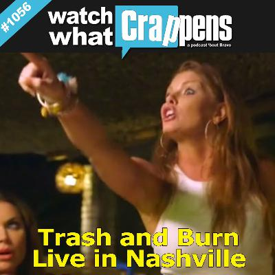 RHOD: Trash and Burn Live in Nashville
