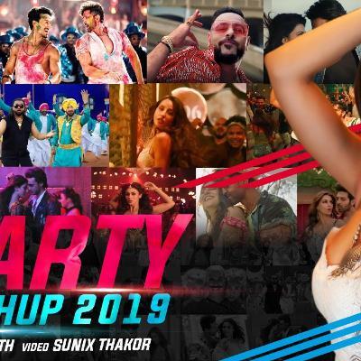 Party Mashup 2019 - DJ Parth