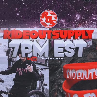 Urban Misfit LIVE   @rideoutsupply Interview