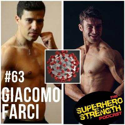 Ep63- Giacomo Farci [Corona Virus Diary- April 2020]