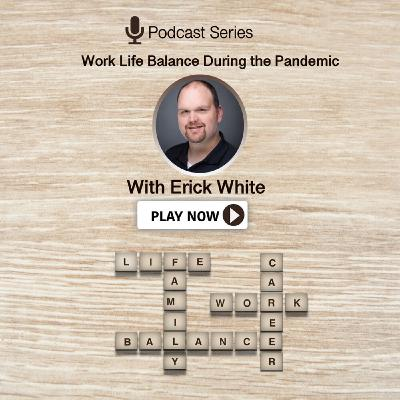 Erick White on Creating a Better Tomorrow Today
