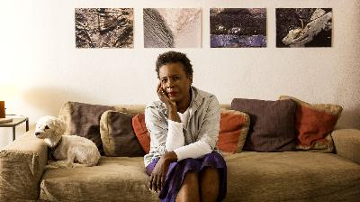 Claudia Rankine On The Uneasy Conversations Between 'Just Us'