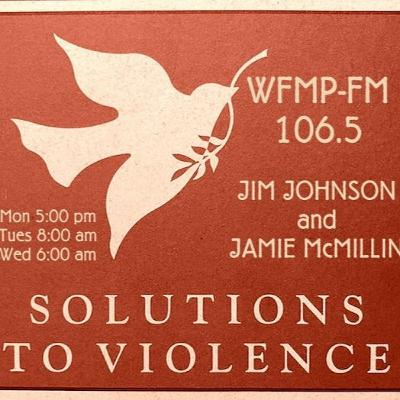 Solutions To Violence | Vincent Gonzalez | July 27, 2020