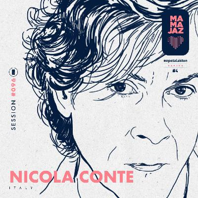 session #096 – Nicola Conte (Nepetalakton series)
