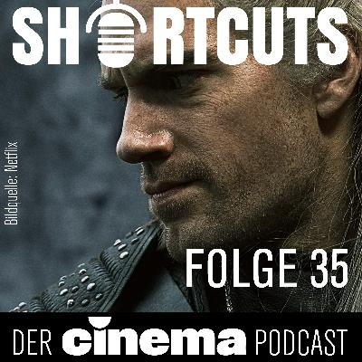 Golden Globes, James Bond Vorschau plus Knives out (im Kino), The Witcher & Dracula auf Netflix