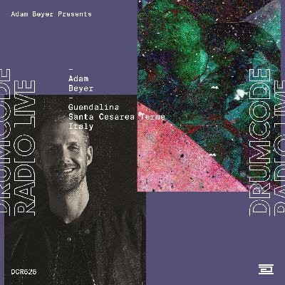 DCR525 – Drumcode Radio Live – Adam Beyer live from Guendalina in Santa Cesarea Terme ⁣