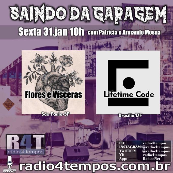 Rádio 4 Tempos - Saindo da Garagem 09:Rádio 4 Tempos