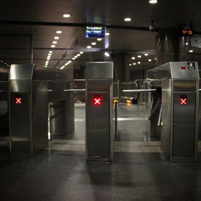 #69: Bramki w metrze (warszawskim)