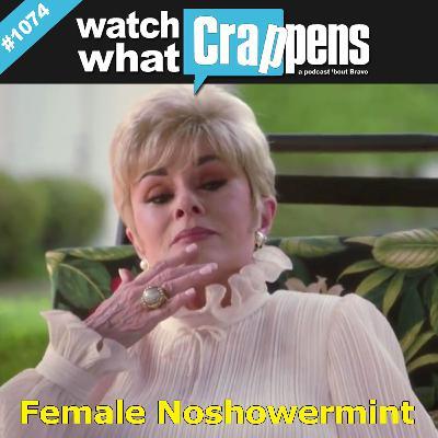 RHOD: Female Noshowerment