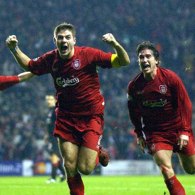 Road to Istanbul: Steven Gerrard-inspired Reds write their names into Liverpool's European history
