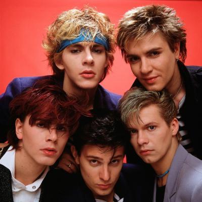 KROQ 1983 Top 106.7 songs 10 to 1