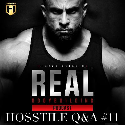 COUNTING CALORIES or COUNTING MACROS | Hosstile Q&A #11 | Fouad Abiad