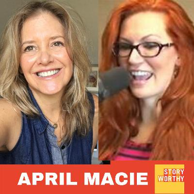 621 - Travel Ban with Comedian April Macie