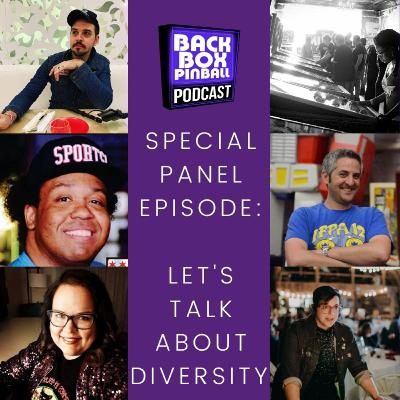 Special Episode: Let's Talk About Diversity!