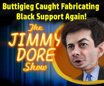 Buttigieg Fabricating African American Support again!