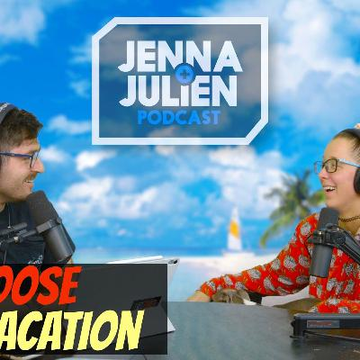 Podcast #275 - Choose Your Vacation