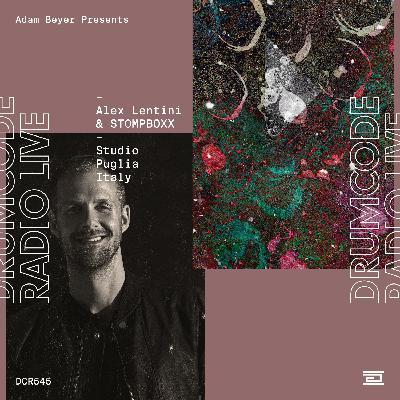 DCR545 – Drumcode Radio Live – Alex Lentini & STOMP BOXX Studio Mix recorded in Puglia