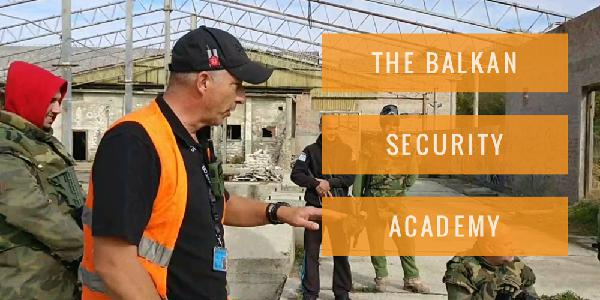 The Balkan Security Academy