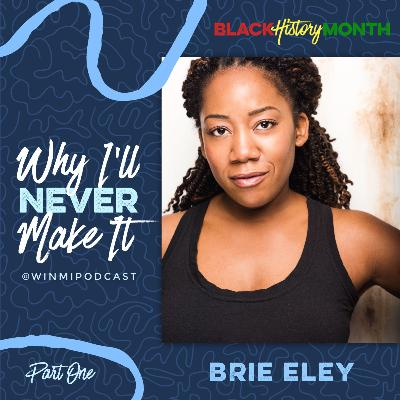 Brie Eley (Part 1) - Classically Trained Theater Actress Chooses TV/Film Career