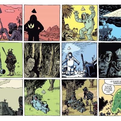 10 cómics de ciencia ficción