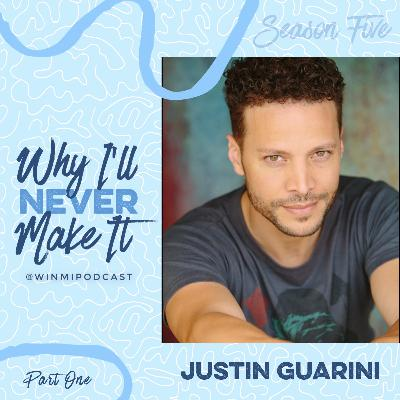 Justin Guarini (Part 1) - His Bumpy Musical Journey Leading Up to American Idol