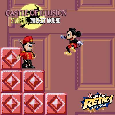 VDR #27 – Castle of Illusion