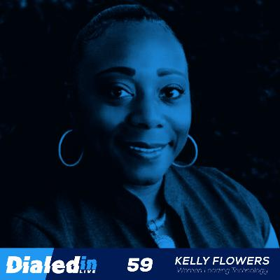 59. Women in Tech, Imposter Syndrome, Young Women in STEM | Kelly Flowers