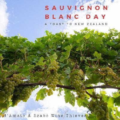 Sauvignon Blanc Day: A Toast to New Zealand!