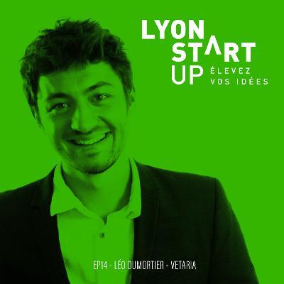 """Léo Dumortier créateur du projet""""Vetaria"""""""