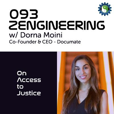 093 - with Dorna Moini - On Access to Justice