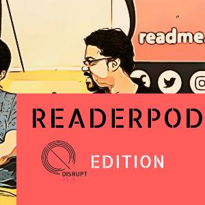 ReaderPod 019 - Don't ever do YouTube for the money