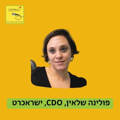 פולינה שלאין, Chief Data Officer, קבוצת ישראכרט
