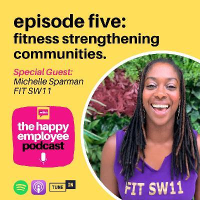 Fitness strengthening communities