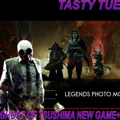 Reacting to Ghost of Tsushima 1.1 Trailer and PAYDAY 3 is coming!