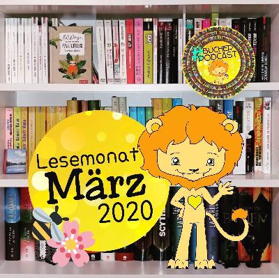 Lesemonat März 2020