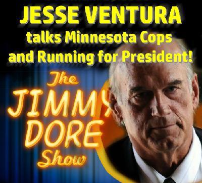Jesse Ventura running for President?