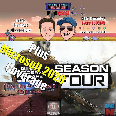 Microsoft Coverage and COD Season 4