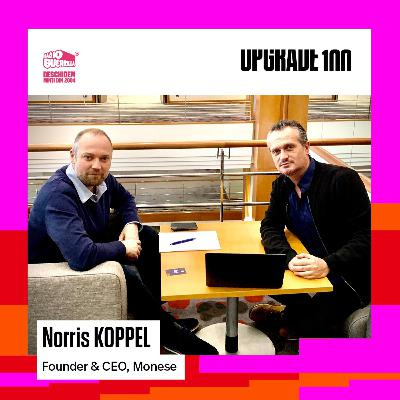 """EXCLUSIV: Norris Koppel - Founder & CEO, MONESE: """"This is a product I've build for myself, because of my own personal pain"""""""