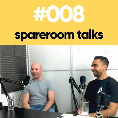 Finding inspiration to create great content ft. Rory Kelly | spareroom talks #008