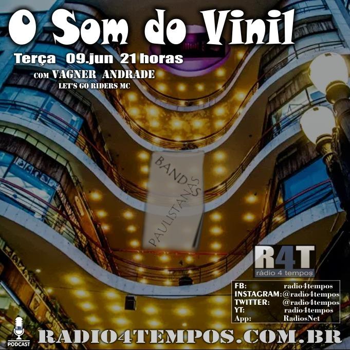Rádio 4 Tempos - Som do Vinil 36:Rádio 4 Tempos