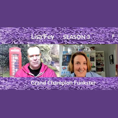 FunkQuest - Season 3 - Lisa Fey -  Crowning episode