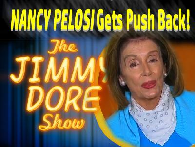 Pelosi tells people to Calm Down!