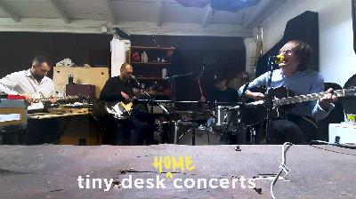 Trupa Trupa: Tiny Desk (Home) Concert