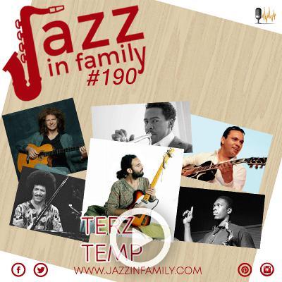 Tra Coltrane, Hargrove, Jarret, Metheney e Lagrene... un ora con Francesco Mascio.