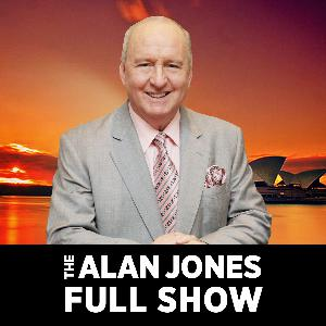 Alan Jones Full Show Podcast 25th March 2020