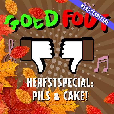 Herfstspecial: Pils & Cake!